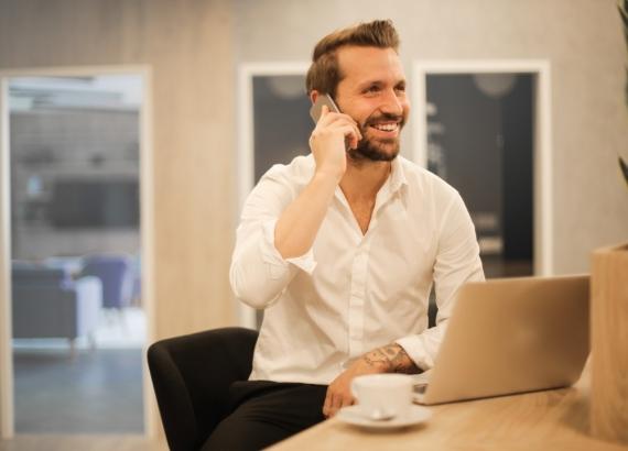 Matthew - taking consultancy call
